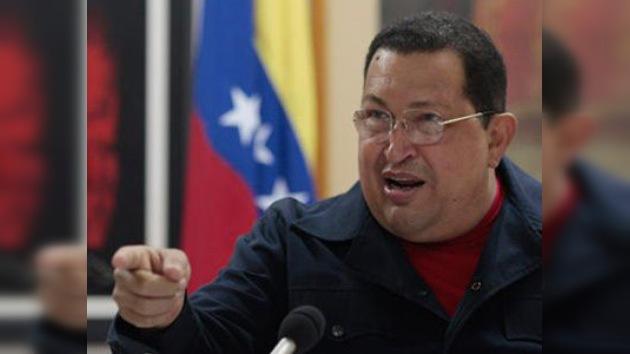 Chávez confirma que el tumor extraído es de origen canceroso