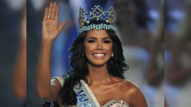 Ivian Sarcos, la sexta  Miss Mundo venezolana