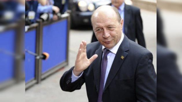 Rumanía instalará los elementos del escudo antimisiles en su territorio