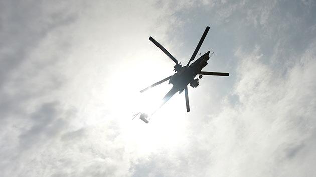 """""""Todo indica que el helicóptero ruso estrellado en Sudán del Sur fue derribado"""""""