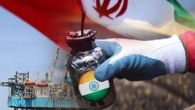 EE. UU. busca convencer a la India de que no compre petróleo iraní