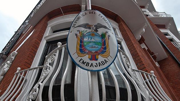 """El caso Assange: """"Reino Unido atenta contra la soberanía de toda América Latina"""""""