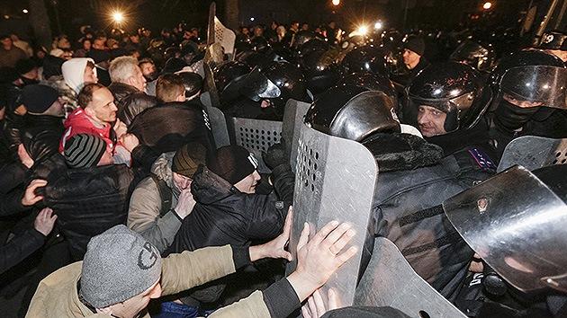 Minuto a minuto: Ucrania, a un paso de la desintegración