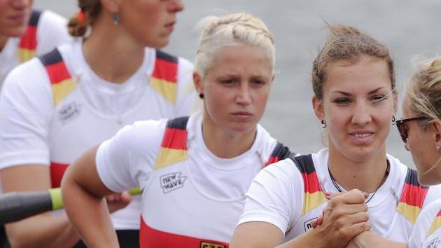Atleta alemana deja Londres 2012 por un 'romance neonazi'