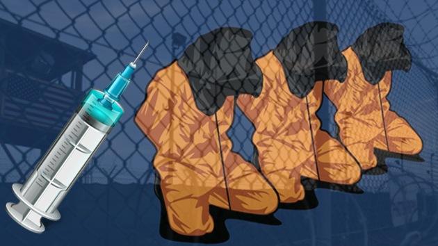 'El suero de la verdad', un 'tratamiento' generalizado en Guantánamo