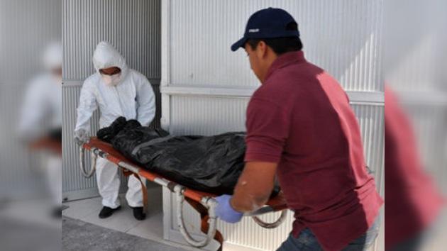 Encuentran 235 cadáveres en 'narcofosas' en dos estados de México