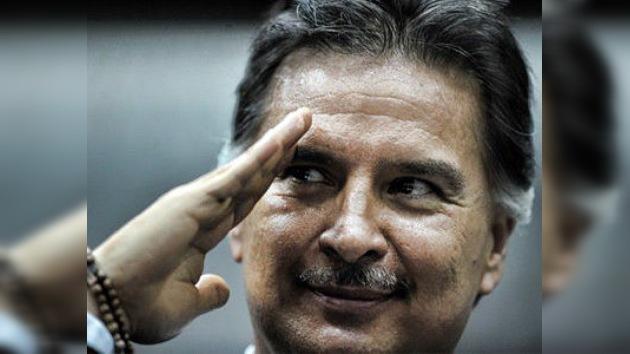 Justicia guatemalteca absuelve a Alfonso Portillo del delito de peculado