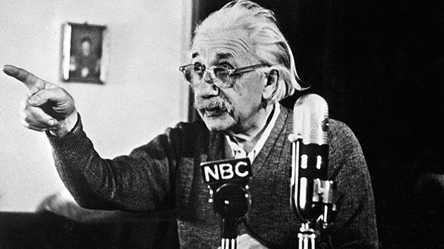 Descubren un manuscrito perdido de Einstein con una teoría alternativa al Big Bang
