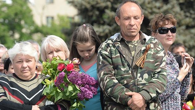 """Ministerio del Interior de Ucrania: """"Slaviansk y Kramatorsk no recibirán pensiones ni salarios"""""""