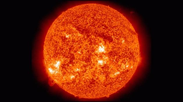 La eyección de plasma solar provoca una tormenta magnética en la Tierra