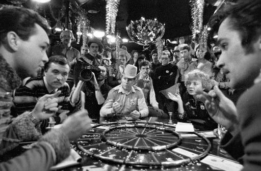 La reunión de los conocedores, 1985