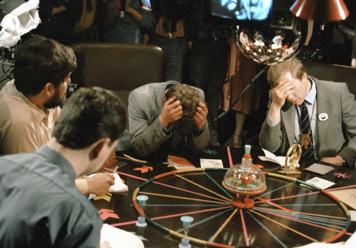 La ruleta, 1986