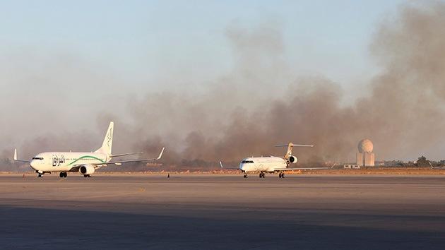 """Los ataques de Egipto y Emiratos Árabes en Libia han """"pillado por sorpresa"""" a EE.UU."""