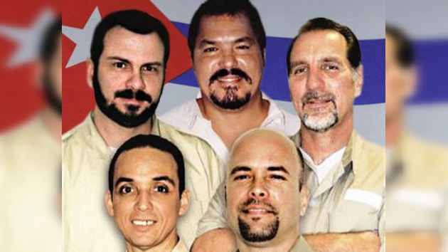 La campaña 'Un millón por los Cinco' en Madrid pide a EE. UU. la liberación de los presos