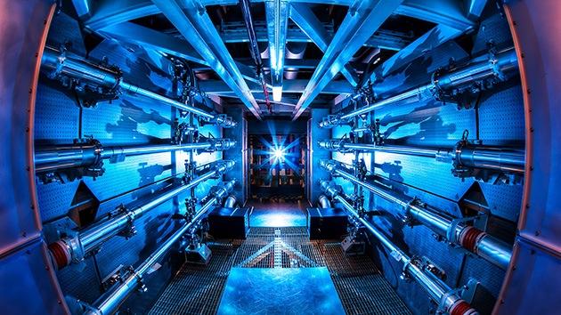 Llega el láser 'Estrella de la Muerte', más potente que todas las centrales del mundo