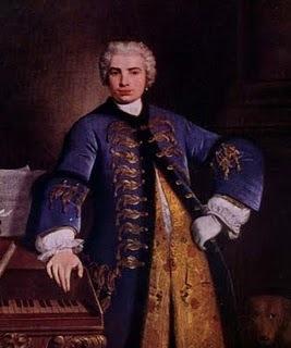 Farinelli, famoso castrati del siglo XVIII