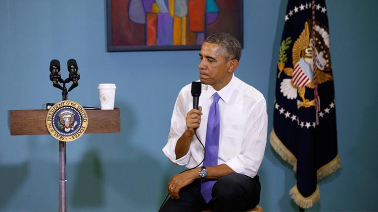 Video: Obama comete un lapsus 'histórico' al intentar citar la Biblia