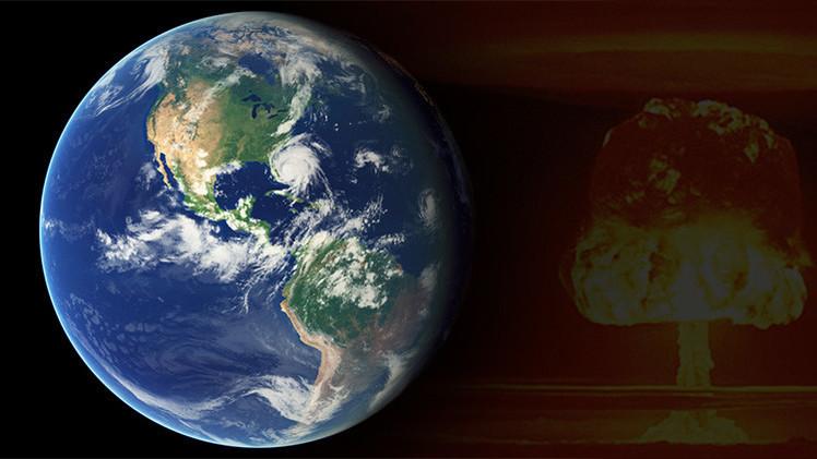 """""""Una pequeña guerra nuclear causaría la devastación total del planeta"""""""