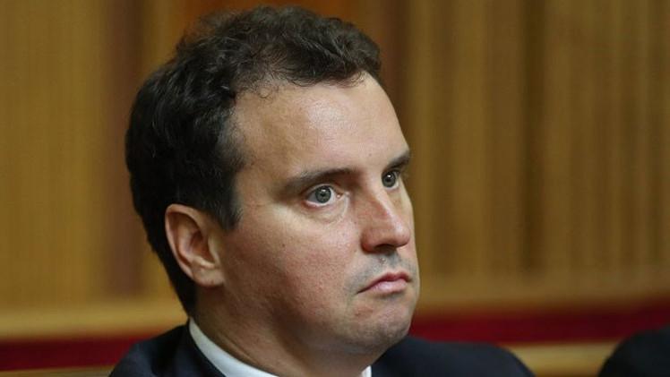 """Un ministro ucraniano admite que el país está """"en bancarrota"""""""
