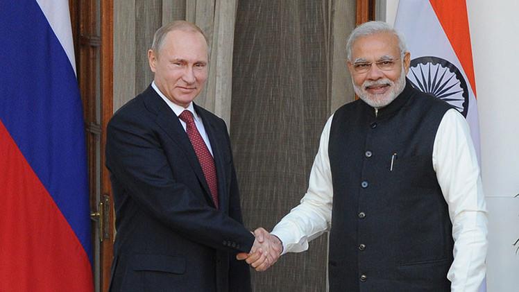 6 acuerdos clave que revolucionarán la cooperación entre Rusia y la India