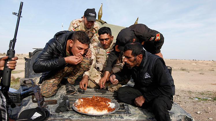 Ejército fantasma: comanda una división iraquí por solo 2 millones de dólares