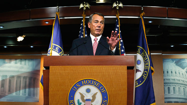 Aprueban en primera instancia el presupuesto del Gobierno de EE.UU.