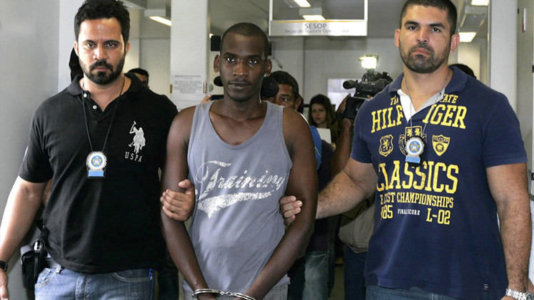 """Escalofriante confesión: Asesino brasileño reconoce que mataba """"por placer"""" (video)"""