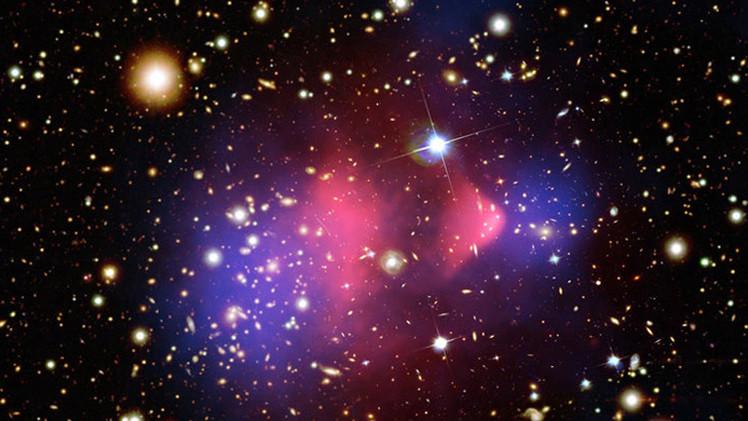 ¿Misterio espacial resuelto? Descubren pruebas de existencia de materia oscura