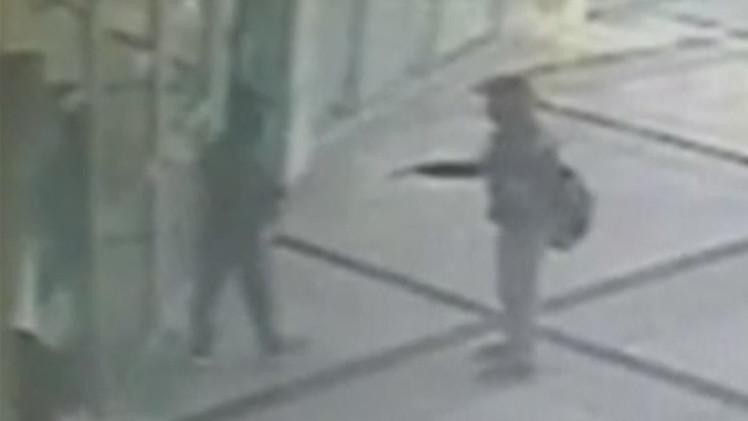 Vídeo: Dos menores intentan robar un banco israelí con armas de juguete