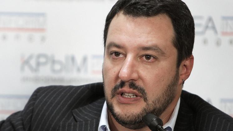 """Político italiano: """"Quien juega contra Putin es imbécil"""""""