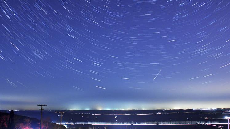 EN VIVO: No se pierdan la última lluvia de meteoros de este año, las Gemínidas