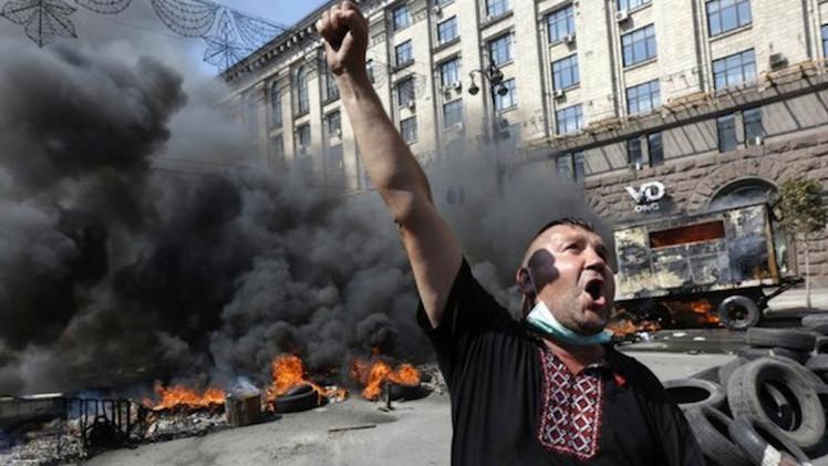 Policía antidrogas ruso: Sectas y drogadictos fomentaron el golpe de Estado en Ucrania