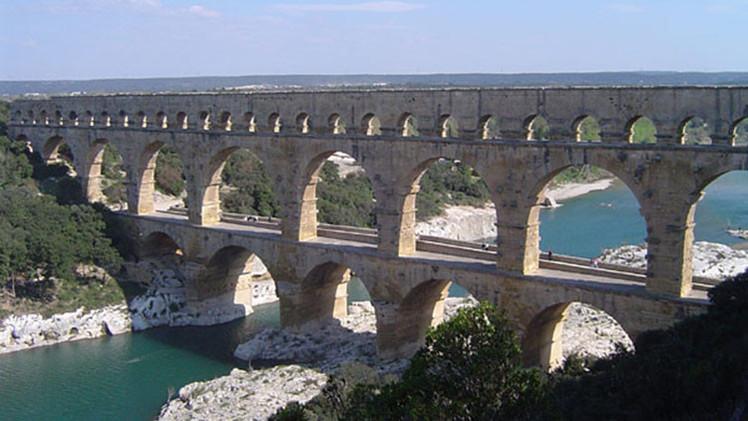 ¿Por qué el comercio del 'agua virtual' contribuyó a la caída del Imperio romano?