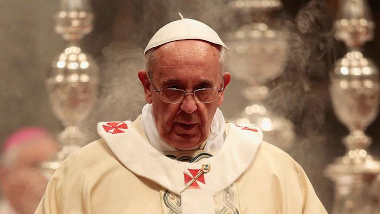 """Papa: """"América Latina es el modelo para un nuevo desarrollo mundial"""""""