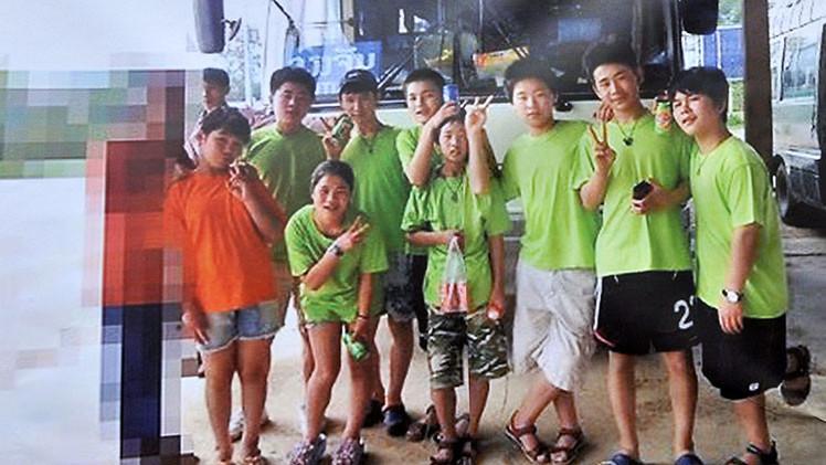 Corea del Norte lanza video de los adolescentes desertores obligados a regresar al país