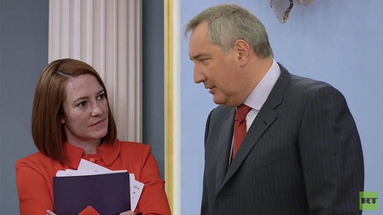 """Viceprimer ministro ruso: """"EE.UU. se comporta como un niño malo"""""""