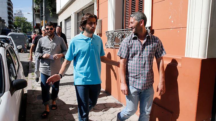 """Presos liberados de Guantánamo: """"Estamos felices de estar en Uruguay"""""""