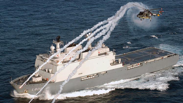 ¿Rusia ya cuenta con el sustituto de los portahelicópteros Mistral?