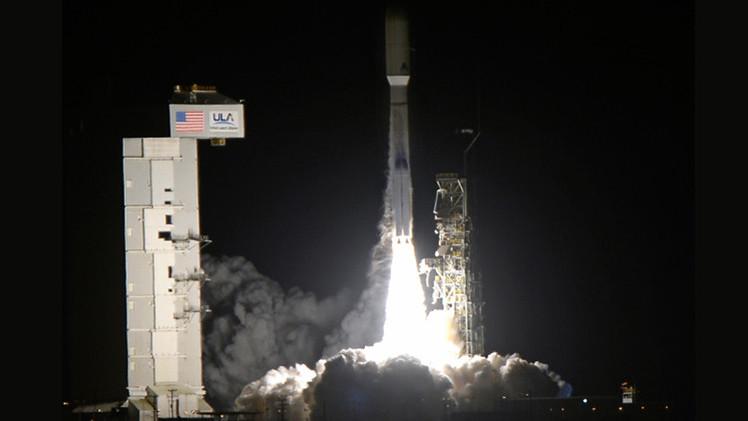 EE.UU. lanza un satélite espía que ayudará a los servicios de inteligencia del país