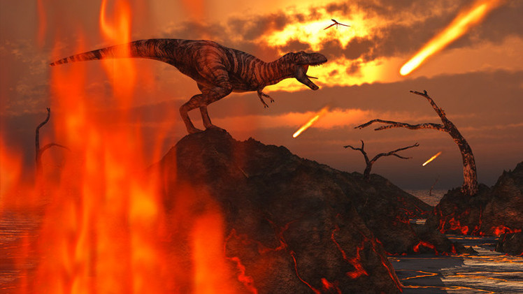 Científicos revelan qué acabó realmente con los dinosaurios