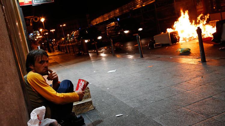 """""""El sistema económico de Occidente vuelve impotentes y apáticos a los ciudadanos"""""""