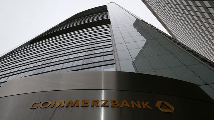 EE.UU. multa con 1.000 millones de dólares a Commerzbank por trabajar con Cuba
