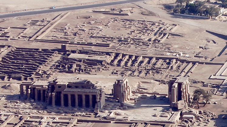 Descubren en Luxor la tumba de una reina egipcia poco conocida