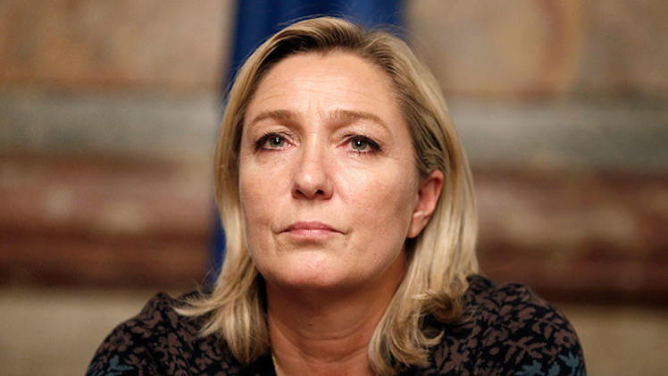 """Marine Le Pen: """"Hay que salir de la OTAN por la indignación que causan las torturas de EE.UU."""""""
