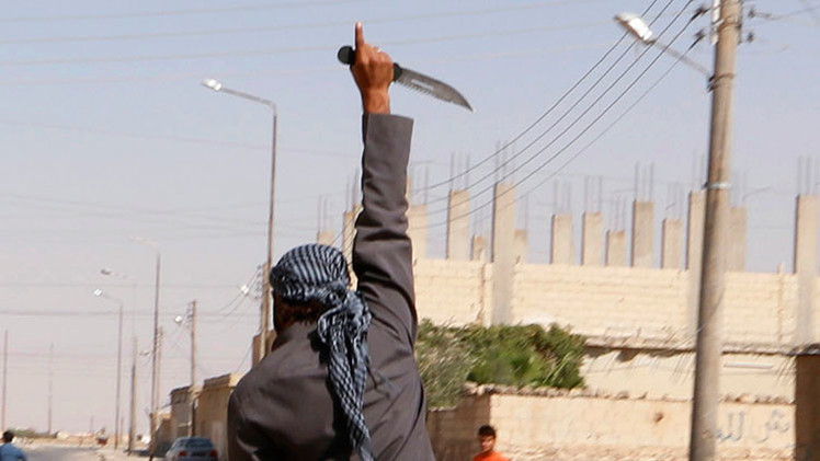 El Estado Islámico decapita a cuatro personas por blasfemia en Siria