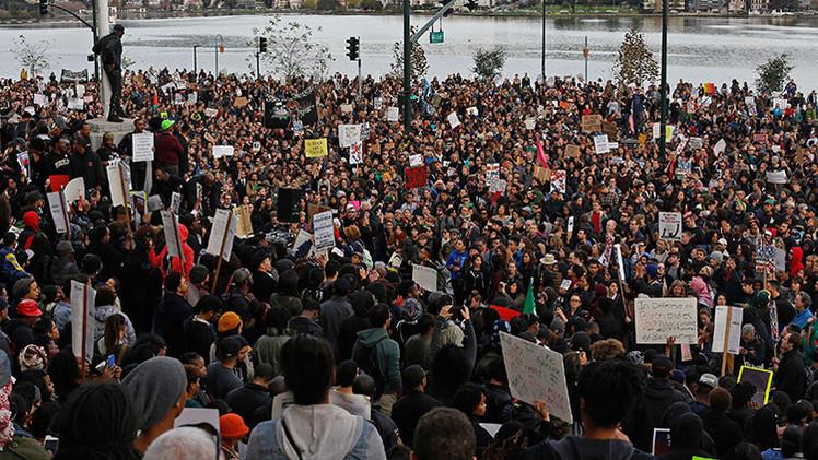 """""""En EE.UU. hay brutalidad e impunidad policial desde hace décadas"""""""