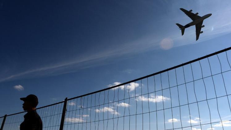 Finlandia asegura haber desviado aviones civiles por una supuesta aeronave rusa