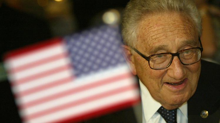Revelan el papel secreto de Henry Kissinger en el peor desastre industrial del mundo