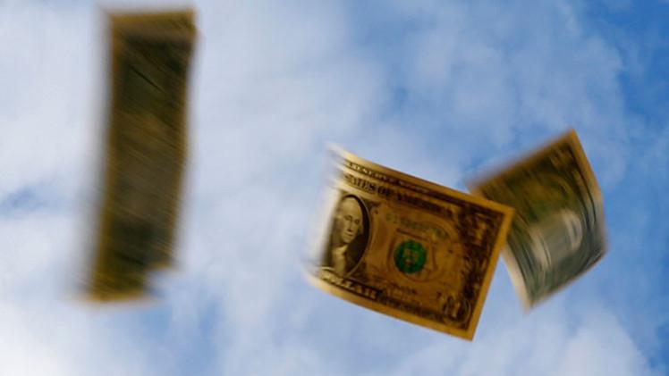 """""""Cuando estalle la burbuja del dólar, EE.UU. adoptará el amero"""""""