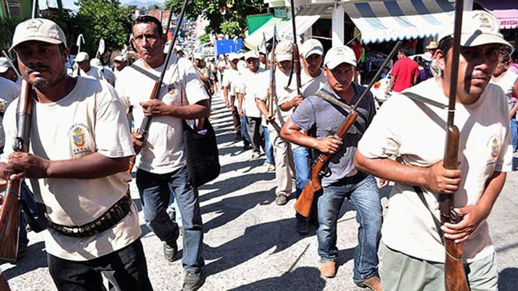 México: Resurgen en el estado de Michoacán los grupos de autodefensa